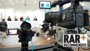 event meeting conference filming streaming london uk