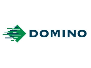 domino logo from wavefx video company cambridge